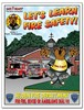 Coloring Books - Fire Safety