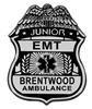 Badges - Plastic - EMT