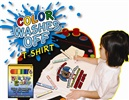 Color In T-Shirts