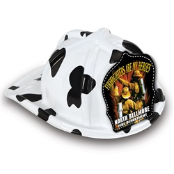 Plastic Fire Helmet / Hat - Special Designs - Custom