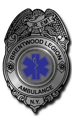 Stick-On Badge - Junior EMT
