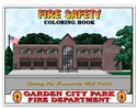 Coloring Books - Fire Safety -Totally Custom