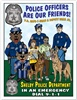 Coloring Books - Police Officers