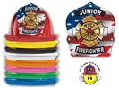 Fire Hats / Helmets - New Design - Stock