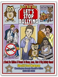 Let Stop Bullying Coloring Book