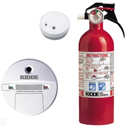 The Kidde Basic Home Safety Kit