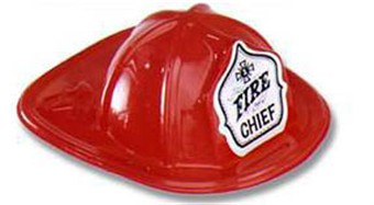 Party Fire Helmets