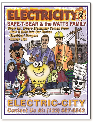 Electricity - Safe-T-Bear and the Watts Family