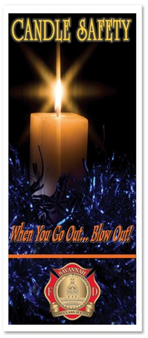 Candle Safety Brochure
