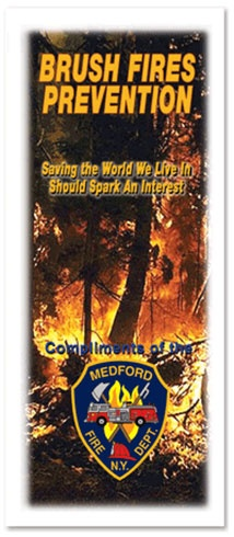 Brush Fires Prevention Brochure