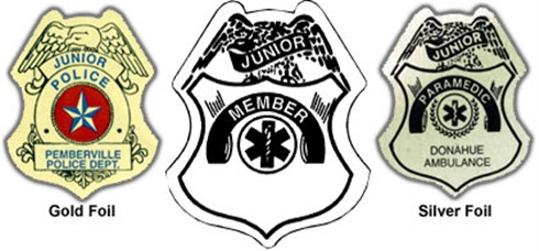 Member Badge Sticker