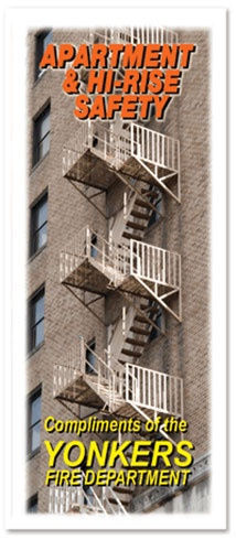 Apartment & Hi-Rise Safety Brochure