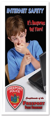 Internet Safety... Its Dangerous Out There! Brochure