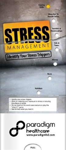 Stress Management -  Pocket Sliders