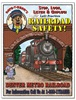 Railroad Safety Coloring Book