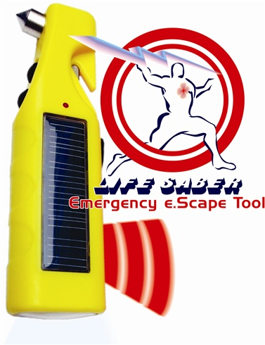 Life Saber Emergency Escape Tool