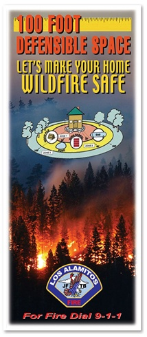 100 Foot Defensible Space Brochure