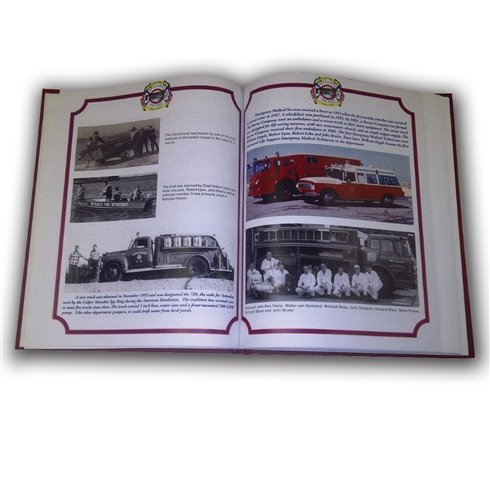 Journals - Anniversary - Parade - History - Hard or Soft  Cover Books - Printed In Full Color
